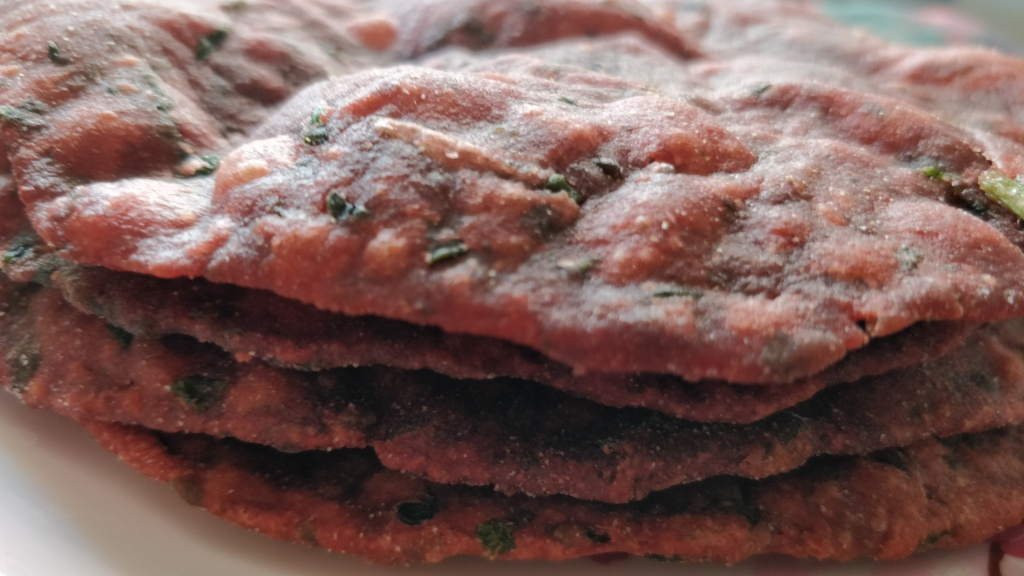 Beetroot Puris